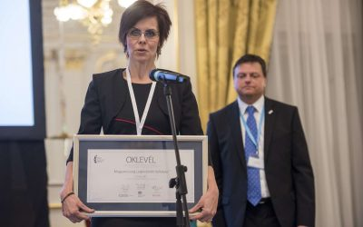 Szervezetünk Magyarország Legkiválóbb Vállalatai között